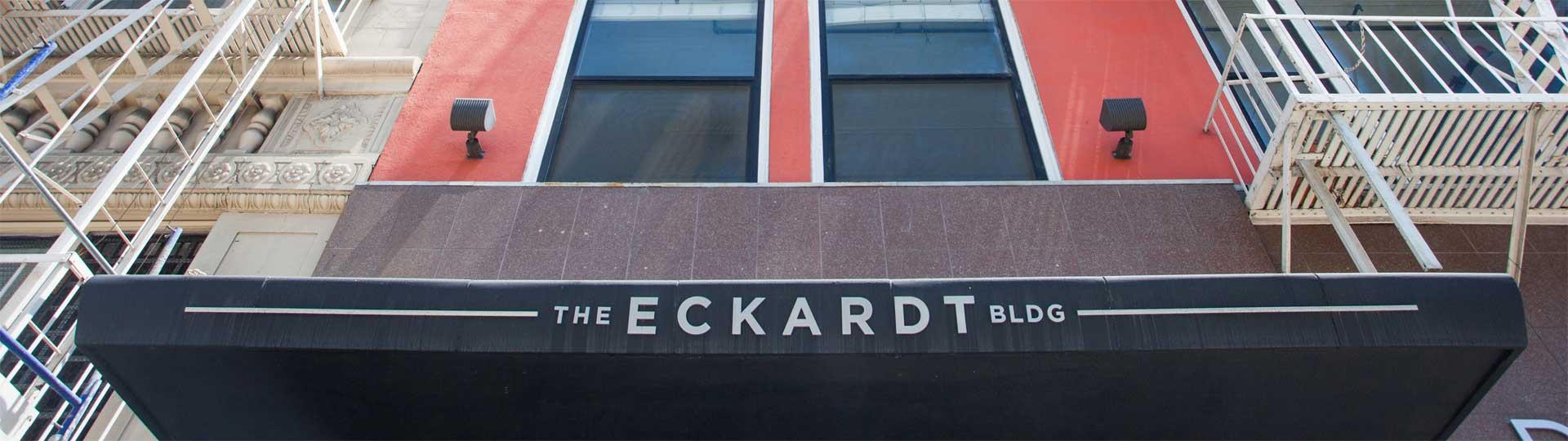 Santee Village - Eckardt Building