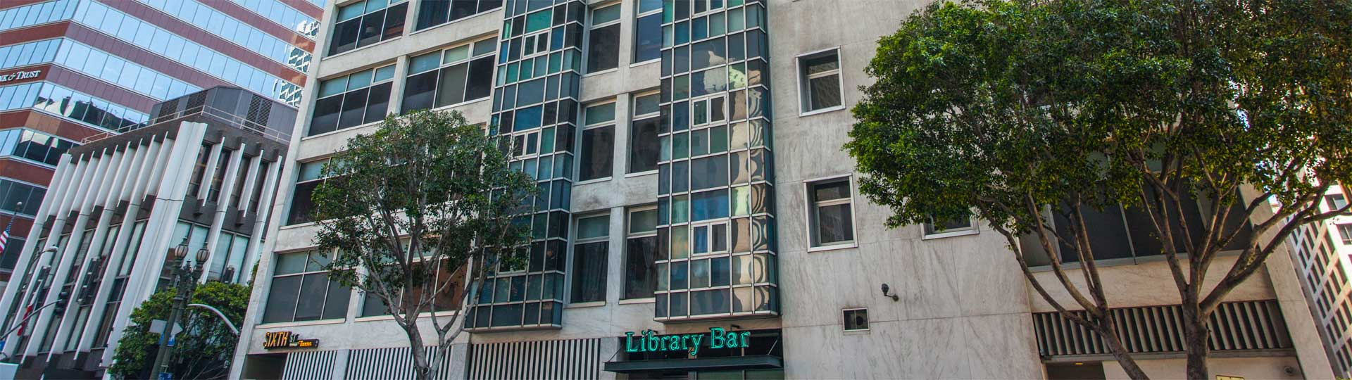 Library Court