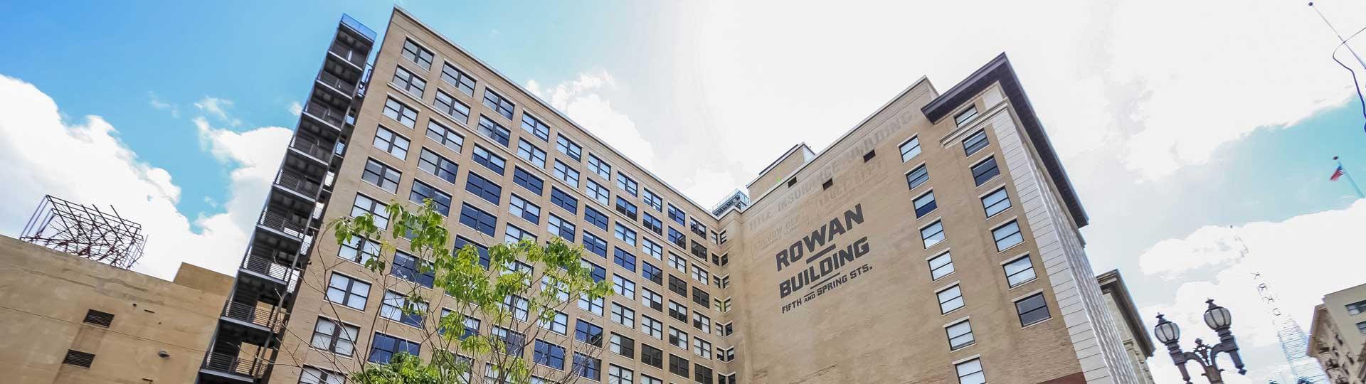The Rowan Lofts